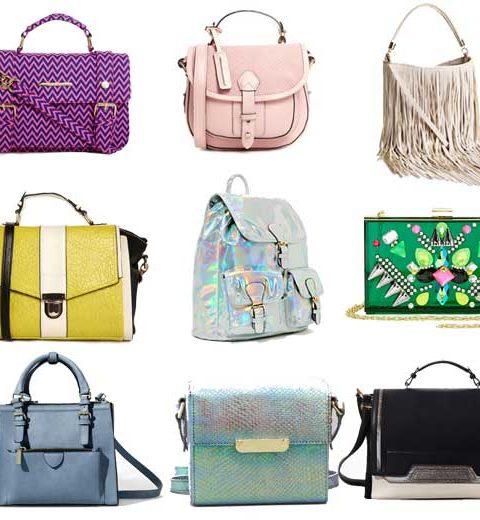 Shopping: 10 zonnige tassen onder de €100