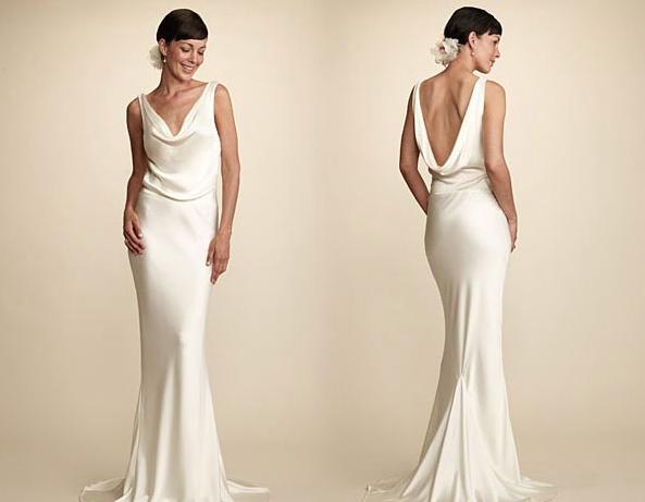 vind internet bruiden outfits