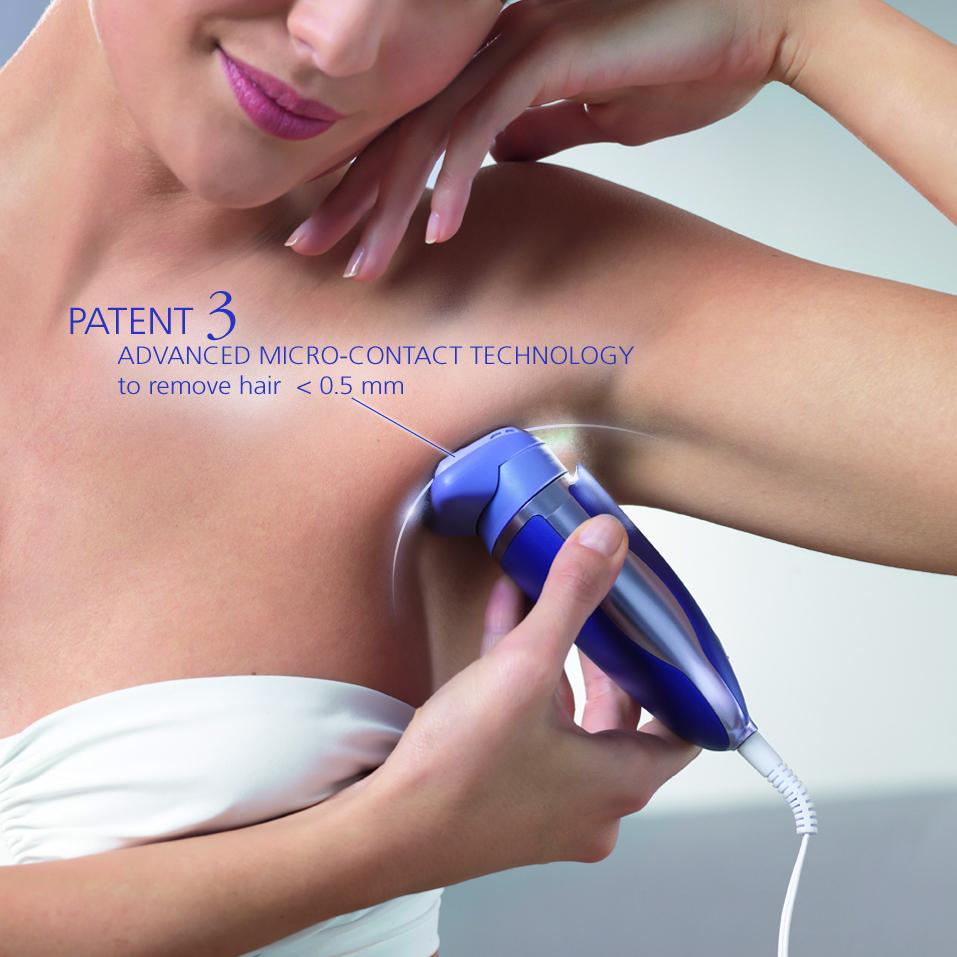 Calor Epilator Pain Free - Patent 3
