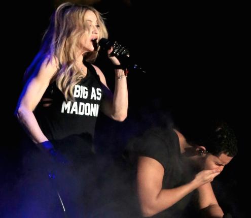 Madonna Drake kus