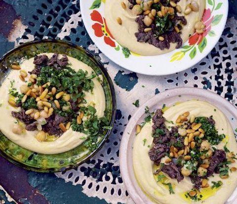Israëlisch-Palestijnse keuken: Ottolenghi Hummus