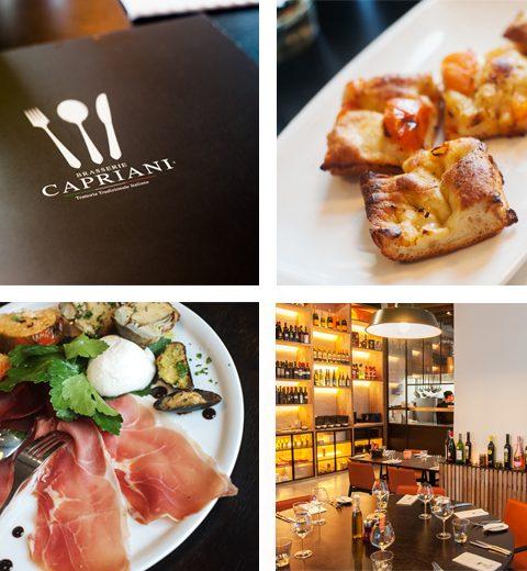 Getest: Italiaans tafelen bij Capriani in Turnhout