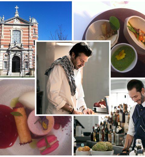 Getest: Sergio Hermans restaurant The Jane in Antwerpen