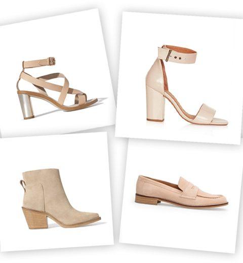 Schoenen: 15X betaalbare nude schoenen