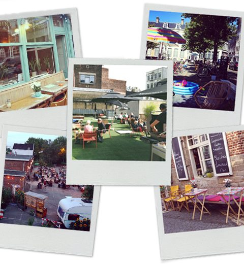 De 10 mooiste terrasjes in Antwerpen