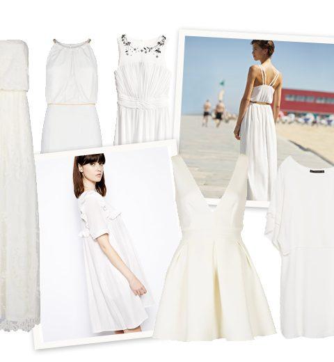 Shopping: 10 betaalbare bruidsjurken