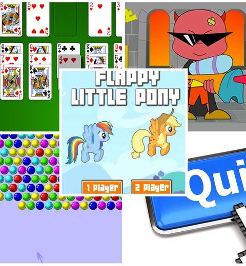 Top 5 meest verslavende spelletjes online