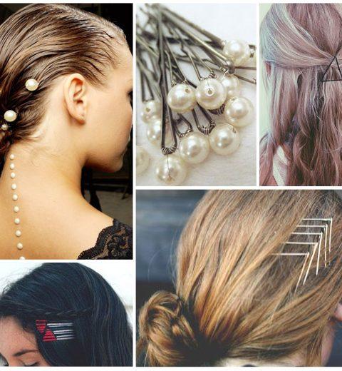 DIY: originele haaraccessoires