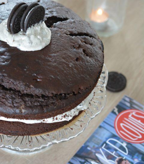 Recept: Oh my Oreo cake