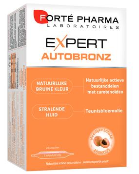 Forte Pharma - 17€ -Expert Autobronz NL