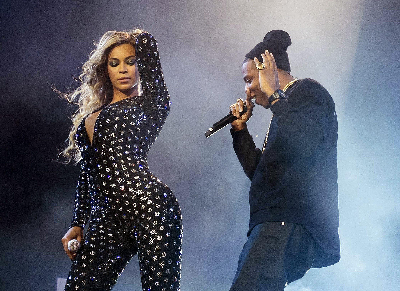 Beyonce - Mrs. Carter World Tour 2014 - London