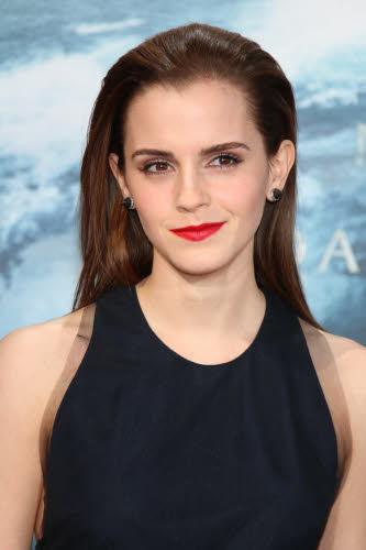 Emma Watson op de Europese première van 'Noah' in Berlijn in Wes Gordon