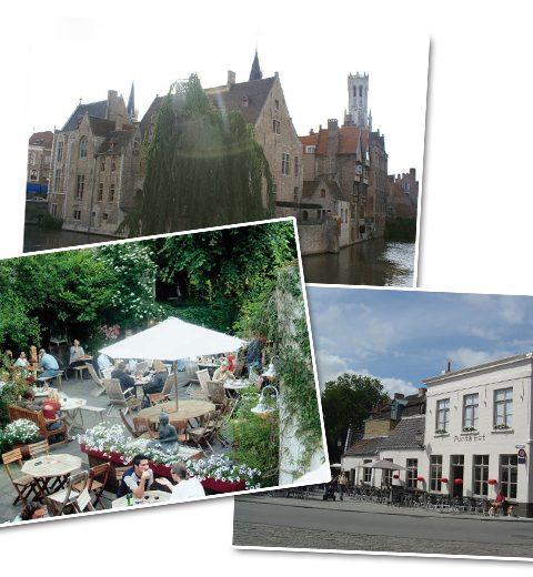 De 10 mooiste terrasjes in Brugge