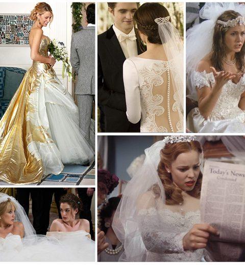 In beeld: de meest memorabele filmhuwelijken