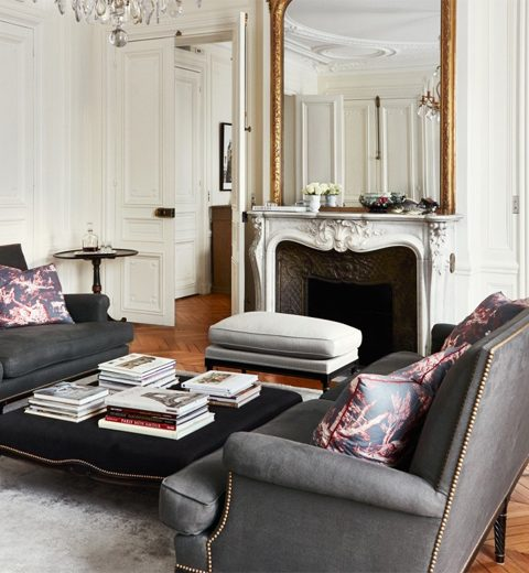 BINNENKIJKEN. Het perfecte Parijse appartement