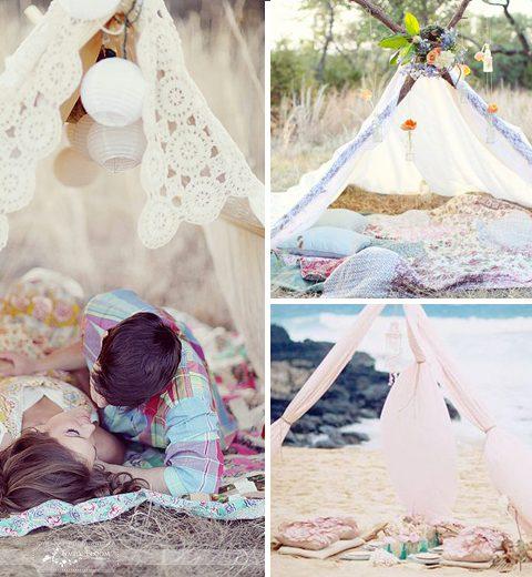 10x romantische picknick