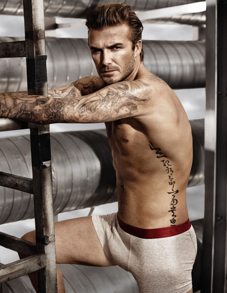 CPE/David Beckham stars in new campaign for H&M