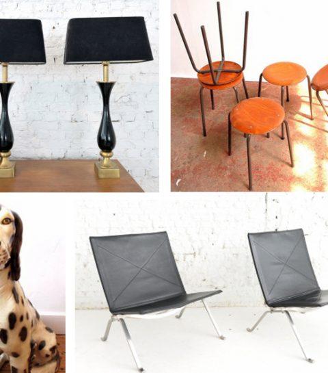Decoshopping: 5 webshops voor vintage meubels