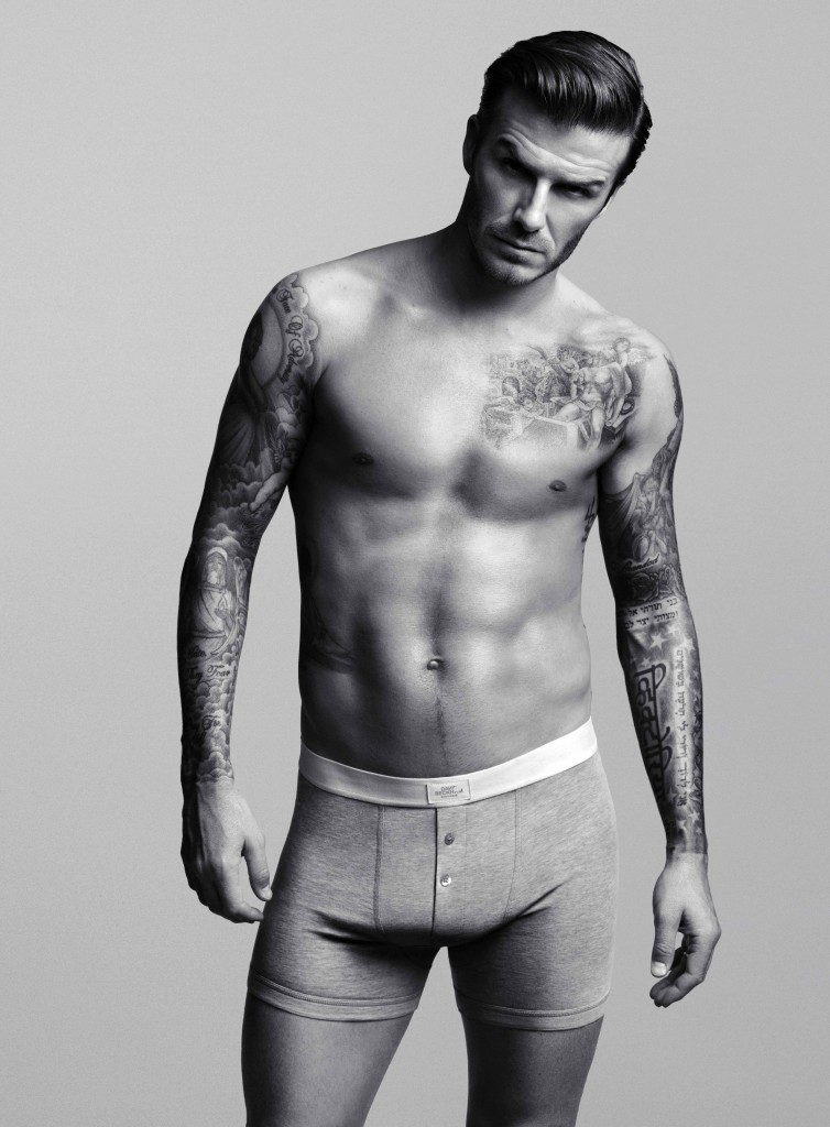 CPE/David Beckham - H&M Bodywear