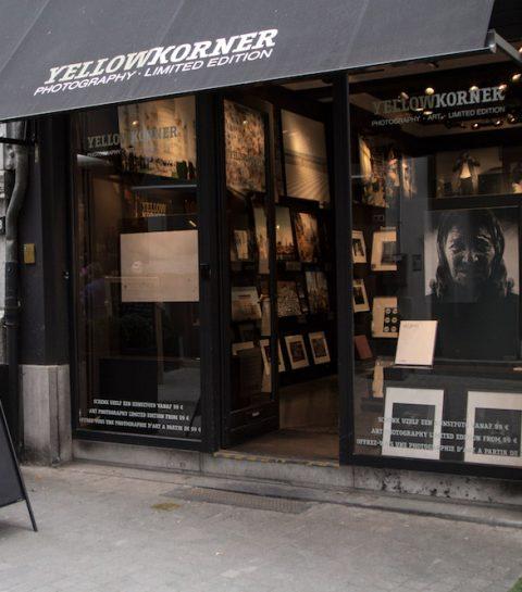 Yellowkorner: unieke kunstfoto's aan de muur