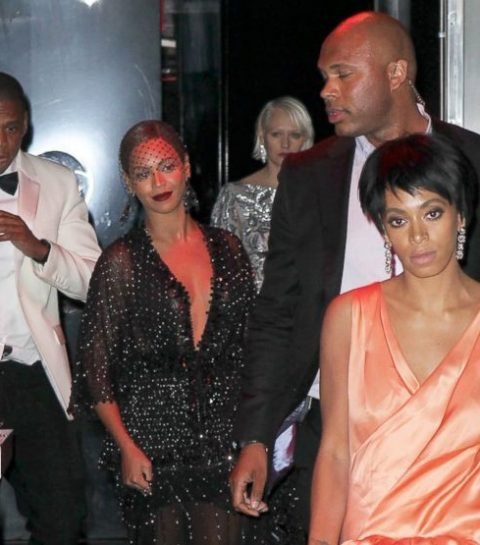 Video: Solange Knowles valt JayZ aan
