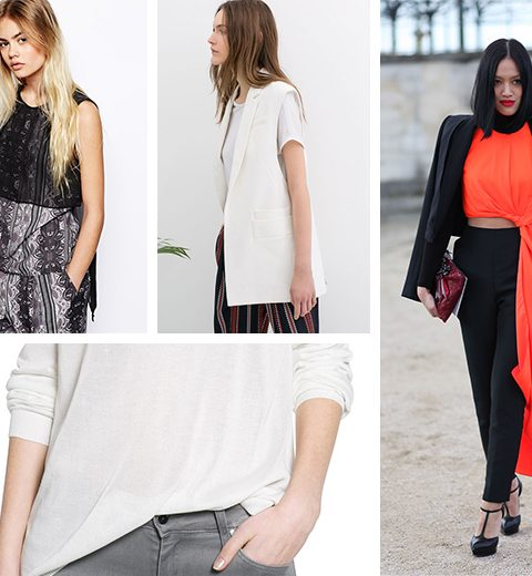 HOW TO: styling tips van de fashion editors