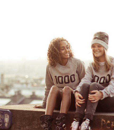 La Vie Est Belge: postcodes op je sweater