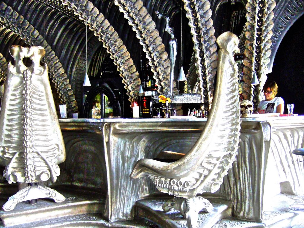 museum bar gruyères