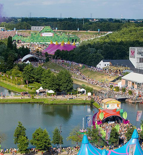 What to eat: op Tomorrowland