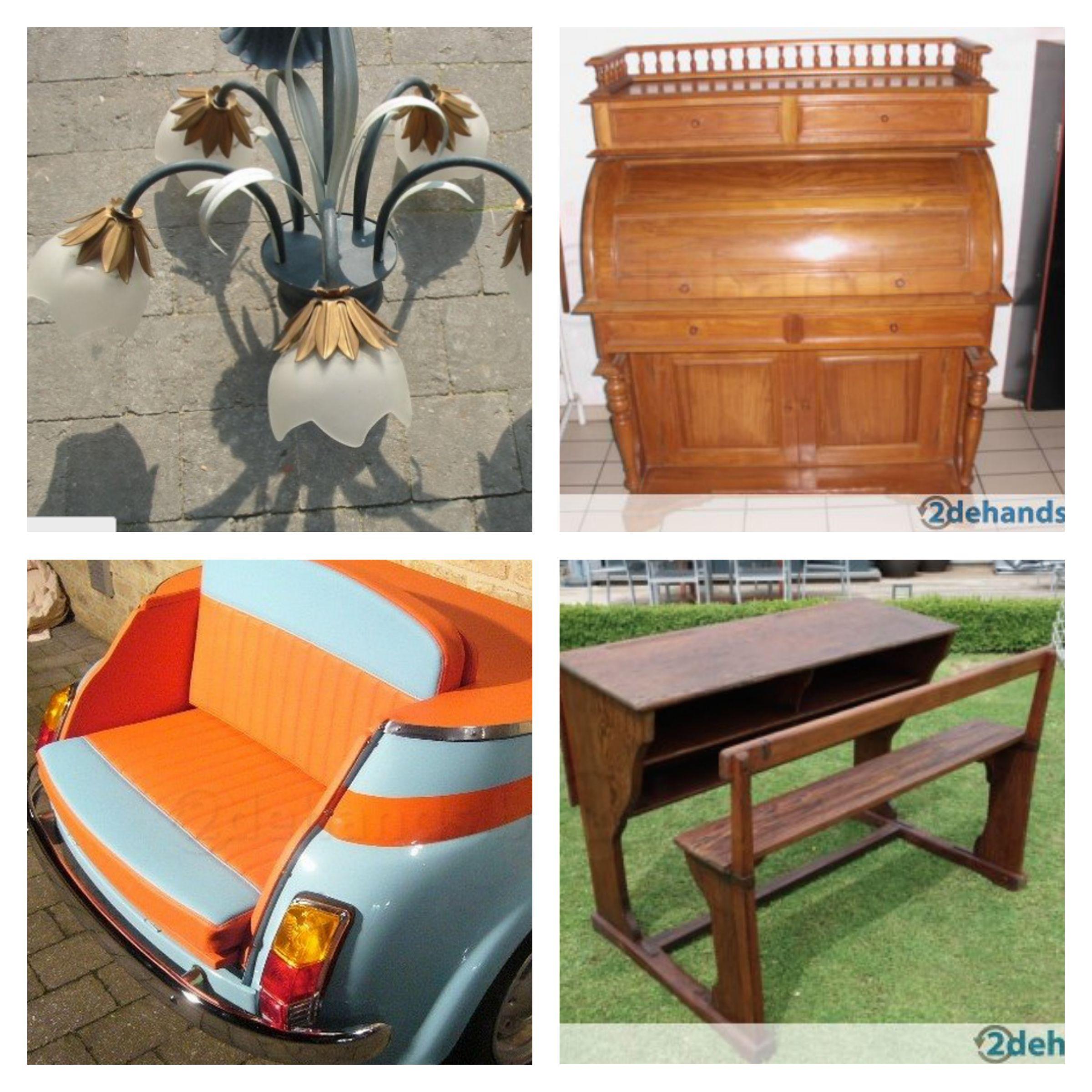 Decoshopping 5 webshops voor vintage meubels for Tweedehands meubels webshop