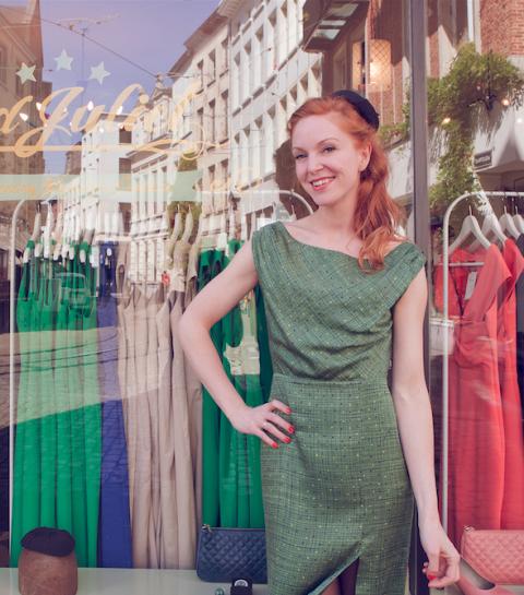 Vintage in Antwerpen: Red Juliet opent winkel