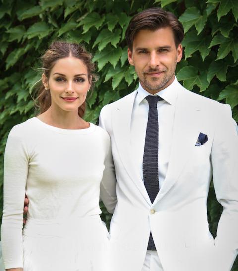 We love… de bruidsjurk van Olivia Palermo