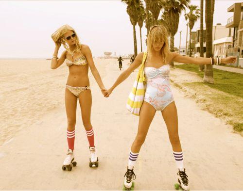 Rolschaatsen stijl 3