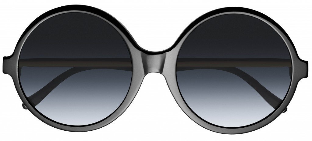 SS14_Filippa K_Sunglasses_Woman_Ruby_Black_180EUR
