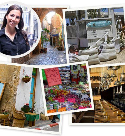 ELLE voyage: Magali Pinchasi's hotspots in Tel Aviv