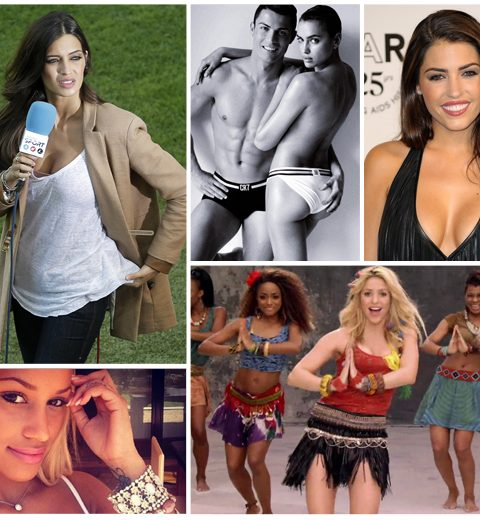 WK 2014: top 10 WAGs