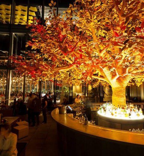 7 x mooiste rooftop bars ter wereld