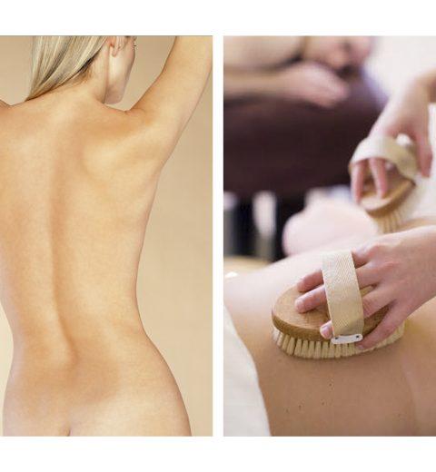 Dry body brushing: 5 redenen waarom