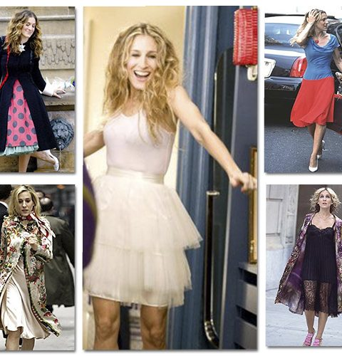 Sex and the City: top 10 iconische outfits