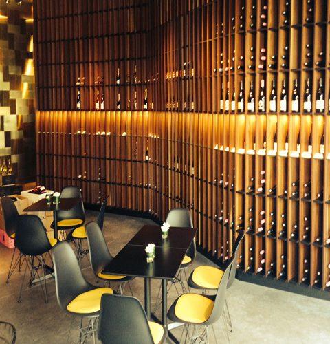 Nieuw in Antwerpen: wijnbar Etampé
