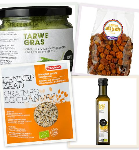Superfoods in de supermarkt