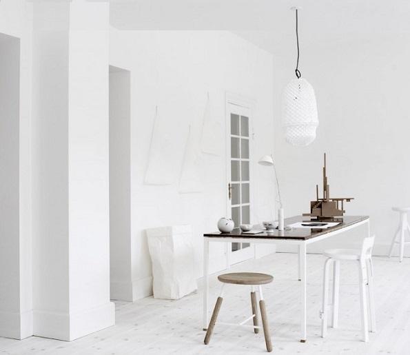 Binnenkijken wit interieur - Deco interieur wit ...
