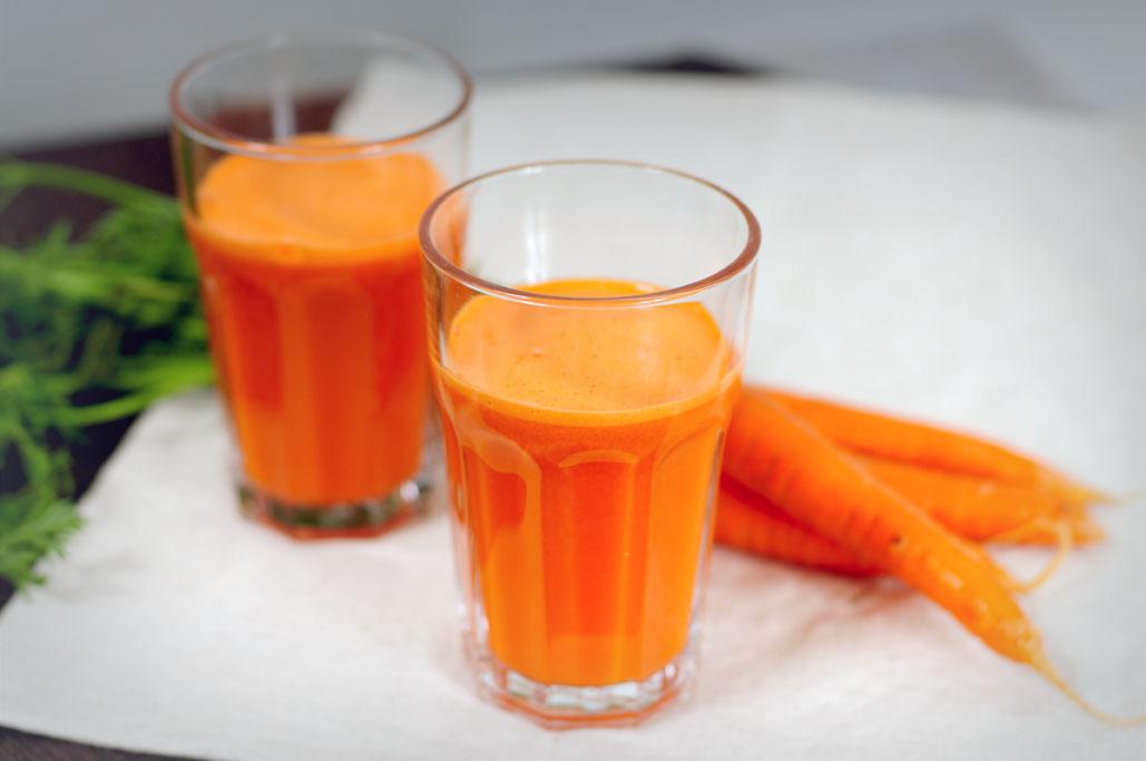 wortelsap-maken