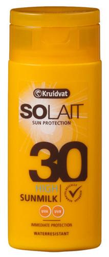 Kruidvat Sunmilk SPF 30 mini