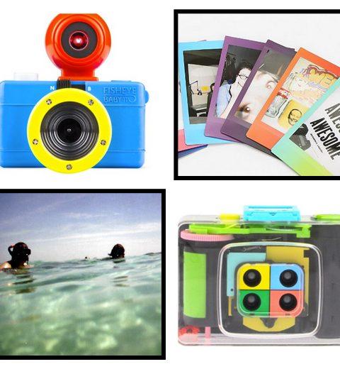 Analoge camera's: een toestel voor elke stijl