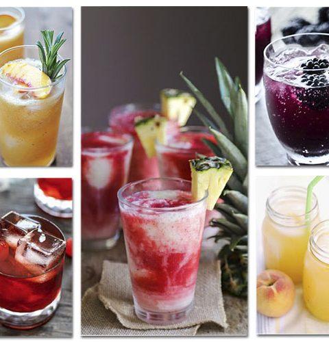 5x alcoholvrije cocktails -deel 2