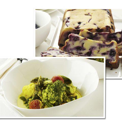 2 x gezonde recepten op basis van yoghurt