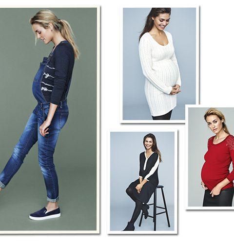 We love … de zwangerschapscollectie van Mamalicious