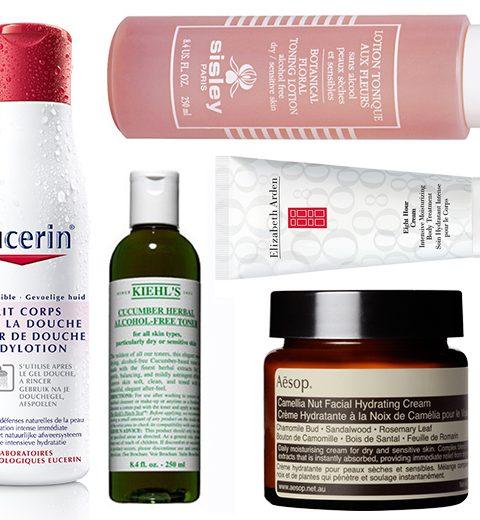 Tips & tricks: zo pak je een droge huid aan