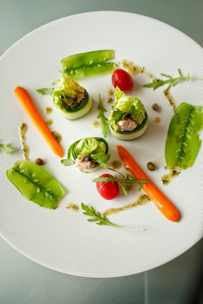 zomerse gerechten